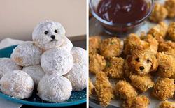 Chỉ có ảnh chó và thức ăn, trang Instagram này sẽ khiến mọi muộn phiền của bạn tan biến