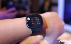 [Computex 2018] ASUS chính thức ra mắt VivoWatch BP, mẫu đồng hồ thông minh đầu tiên có khả năng theo dõi huyết áp người dùng, giá chỉ 169 USD