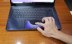 [Computex 2018] Cận cảnh ZenBook Pro mới của ASUS, sở hữu màn hình cảm ứng thay thế cho TouchPad cùng cấu hình ấn tượng