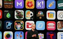 Apple công bố Top 10 ứng dụng iOS có giao diện đẹp nhất năm 2018