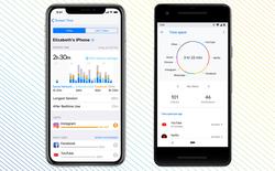 Hệ điều hành mới của Google và Apple liệu có đủ để hạn chế tình trạng nghiện smartphone?