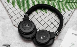 Trải nghiệm tai nghe không dây JBL E65BTNC - Hoàn thiện tốt, chống ồn chủ động, phần mềm khá tệ