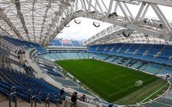 Chiêm ngưỡng 12 sân vận động hiện đại bậc nhất nước Nga, được sử dụng để phục vụ World Cup 2018