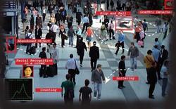 Tất cả các camera xung quanh đều sẽ giám sát mọi hành động của bạn, đó là viễn cảnh không thể tránh được của tương lai