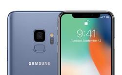 IHS Markit: iPhone X đứng đầu top 10 smartphone bán chạy nhất thế giới Q1/2018