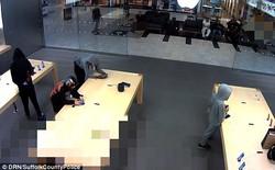 """5 tên cướp """"ghé thăm"""" Apple Store tại New York và cuỗm đi số iPhone trị giá 19.000 USD"""