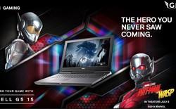 Fan Dell hào hứng thưởng thức Ant-man and the Wasp và trải nghiệm dòng laptop chơi game G series hoàn toàn mới