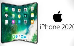 Apple đăng ký bằng sáng chế cho công nghệ màn hình gập, có thể sẽ mang lên iPhone 2020