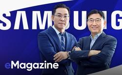 """Hai tổng giám đốc samsung việt nam: """"tinh thần sẵn sàng đón nhận thay đổI giúp chúng tôI thành công"""""""