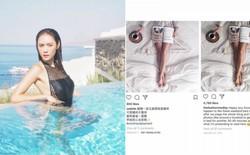 """""""Hot Instagramer"""" Hồng Kông xóa vội 95 bài đăng sau khi bị phát hiện dùng ảnh trên Google"""