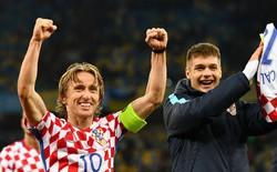 Luka Modric: Ký ức chiến tranh, án tù trước mặt và trận chung kết World Cup của cuộc đời