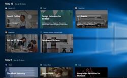 Chrome, Firefox và Vivaldi đã hỗ trợ tính năng Timeline trên Windows 10