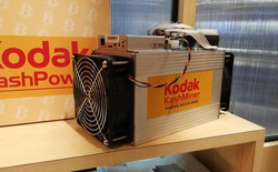 """Máy đào tiền mã hóa mang thương hiệu Kodak là một """"cú lừa"""""""