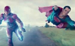 """Đã có trả lời chính thức cho câu hỏi """"Superman vs Flash ai là người có tốc độ nhanh hơn?"""""""