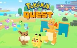 Pokemon Quest chính thức ra mắt trên iOS và Android, tải về miễn phí