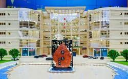 Sinh viên Trung Quốc dựng mô hình thư viện bằng 30.000 chiếc đũa làm quà tặng cho trường đại học trước khi tốt nghiệp