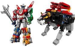 Trở về tuổi thơ với bộ LEGO Dũng sĩ Hesman đủ 5 con sư tử 2321 mảnh nhưng giá hơi cao tận 4 triệu