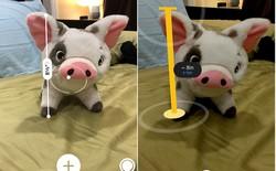 Đọ sức khả năng đo kích thước bằng AR của iOS và Android: Ai chính xác hơn ai?