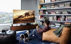 Samsung ra mắt TV cao cấp giá bình dân Q6F giá chỉ 30 triệu ở Việt Nam, làm nóng cuộc chiến với Sony, LG