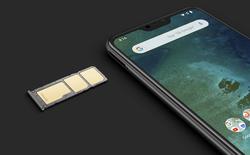 """Đến smartphone chạy Android gốc của Xiaomi cũng sắp có """"tai thỏ"""" như Mi8"""