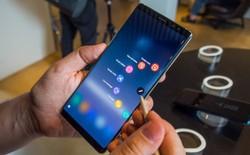 Samsung Galaxy Note 9 sẽ có pin khủng 4.000 mAh