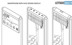 Bằng sáng chế smartphone mới của Samsung tập trung vào tính năng chụp ảnh selfie