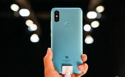 Xiaomi Mi A2, A2 Lite ra mắt: bộ đôi smartphone Android One giá chưa đến 6 triệu, thiết kế na ná iPhone X, cũng có camera AI