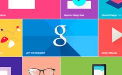 """Đoạn video hé lộ ngôn ngữ thiết kế """"Trắng Bạch Tuyết"""" mới toanh cho các ứng dụng của Google"""