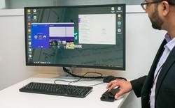 Galaxy Note 9 vẫn có thể biến thành một chiếc máy tính nhỏ gọn mà không cần tới DeX Pad