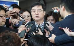 CEO Chứng khoán Samsung mất chức vì vụ 'chứng khoán ma' 105 tỷ USD