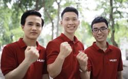 Không hổ danh dân Bách Khoa, 4 chàng trai xuất sắc đoạt chức quán quân tại Hội thi lái ôtô an toàn