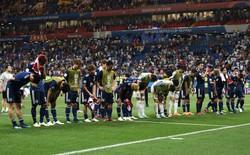 Tinh thần samurai của người Nhật vẫn còn nguyên vẹn, ngay cả khi đối mặt thất bại tại World Cup 2018