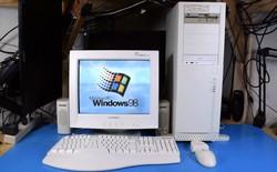 Tuổi thơ ùa về khi xem Youtuber này tự ráp chiếc PC cũ kỹ để chạy Windows 98, nhân dịp hệ điều hành huyền thoại tròn 20 tuổi