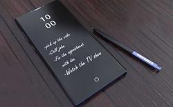 Galaxy Note 9 là minh chứng cho thấy Samsung sẽ tập trung cải thiện tính năng thay vì sa đà vào cuộc đua thiết kế smartphone