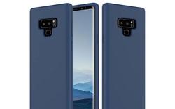 Nhà sản xuất case tiết lộ thiết kế của Note9: Cạnh dưới biến mất hoàn toàn, cảm biến vân tay được đặt vào giữa