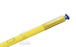 """Hình ảnh """"đọ hàng"""" đầu tiên của bút S Pen trên Galaxy Note9 và Note8"""