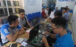 Nên đi sửa laptop, sửa macbook tại trung tâm nào Cầu giấy, Hà Nội