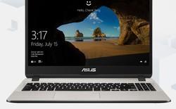 Asus laptop X407 – X507: Nổi bật phân khúc laptop phổ thông