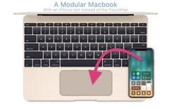 iPhone có thể được sử dụng như màn hình cảm ứng của MacBook trong tương lai