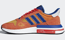 """Cùng soi Goku và Frieza, hai mẫu giày trong BTS """"adidas x Dragon Ball Z"""" sẽ lên kệ vào tháng 8"""