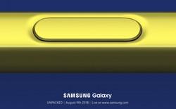 Bút S Pen trên Samsung Galaxy Note9 chắc chắn sẽ có Bluetooth. Tại sao vậy?