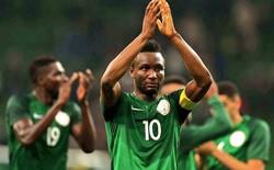 Biết bố bị bắt cóc vẫn tập trung thi đấu trận quyết định tại World Cup 2018, đội trưởng Nigeria được tung hô như người hùng