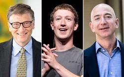 Vượt qua tỷ phú Warren Buffett, Mark Zuckerberg chính thức trở thành người giàu thứ 3 thế giới