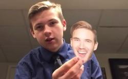 """""""Câu subs"""" kiểu hại dạ dày: YouTuber 15 tuổi quyết định nuốt ảnh PewDiePie trong 100 ngày liên tiếp"""
