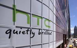 Doanh thu tháng 6 của HTC giảm gần 70% so với cùng kỳ năm ngoái