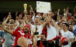 """Hóa ra đây chính là lý do cổ động viên đội tuyển bóng đá Anh cứ hát vang """"It's coming home"""" suốt cả tháng trời nay"""