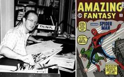 """Cùng nhìn lại thành tựu đồ sộ của Steve Ditko, cố họa sĩ huyền thoại đã tạo nên """"Spider-Man"""" và """"Dr. Strange"""""""