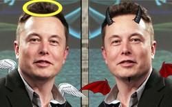 2 nhân cách của Elon Musk trên mạng: một nhân văn bác ái, còn một thì xấu tính chuyên đi bắt nạt người khác