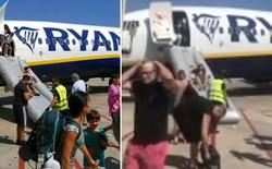 Ireland: Điện thoại phát nổ trong lúc máy bay chuẩn bị cất cánh, hành khách nháo nhào bỏ chạy