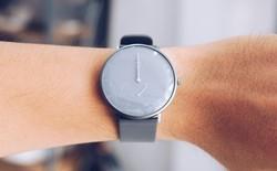 Trên cổ tay đồng hồ Xiaomi Mijia Quartz Watch mới về VN: Đồng hồ truyền thống kết hợp theo dõi sức khỏe, pin 6 tháng, giá 1.5 triệu đồng